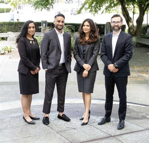 Our Okanagan team keeps growing - not only with the very experienced Jeff Boschert, Richard Barton, Carla Lloyd and Brett Kirkpatrick, but also Riminder, Sunny, Puneet and CJ.