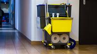 Janitorial Services - Keeping your building clean, starting each day with a fresh clean look.