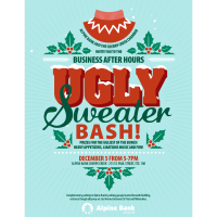 BAH Ugly Sweater Bash