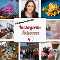 Lunch and Learn Instagram Takeover