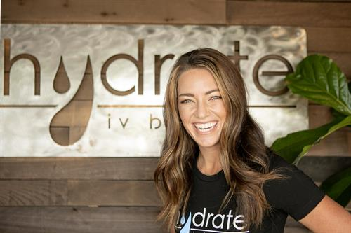 Our Founder, Katie