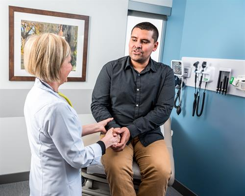 We accept most insurances, including Tricare, Medicaid and Medicare