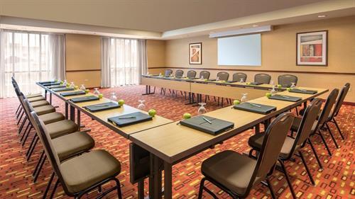 Colorado A&B Conference Rooms - U Shape