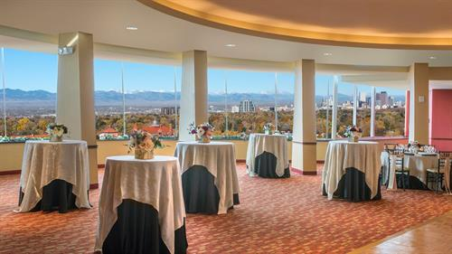 Skyline Ballroom - Standing Reception