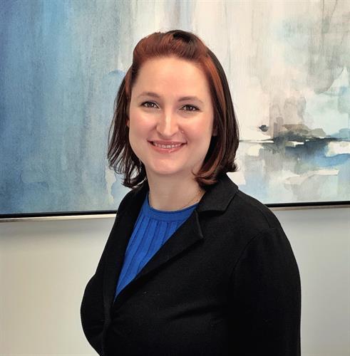 Mandy Davis, Administrative Specialist