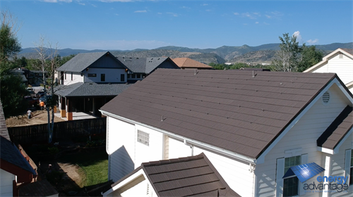 Energy Advantage Roof and Solar- Denver Colorado- Stone Coated Steel Roof