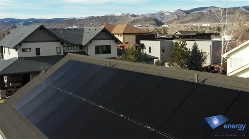 Energy Advantage Roof and Solar- Solar Panels