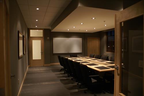 FIRST NATIONAL BANK CENTERRA BOARD ROOM