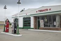 Old Gas Station Replica