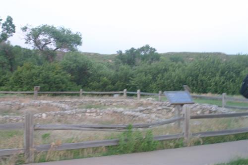 Ruins of El Quartelejo Pueblo