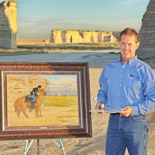 Jerry Thomas Art