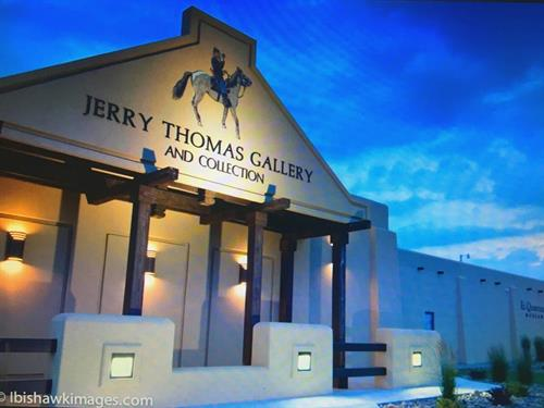 Jerry Thomas Gallery & Collection
