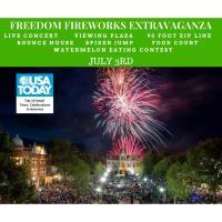 Freedom Fireworks Extravaganza
