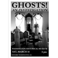 GHOSTS! An Investigation