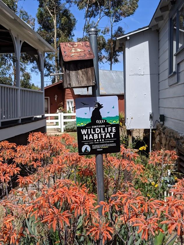 The first Community Wildlife Habitat turns 21