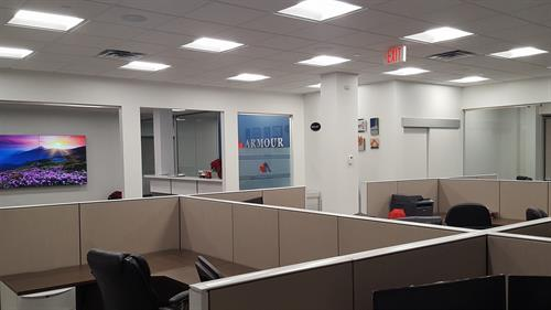 Where our team works hard to ensure 100% client satisfaction
