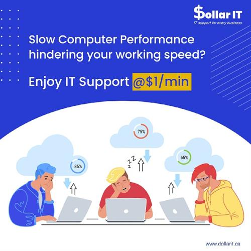 When we say we have the best IT solutions, we prove it by our services! Get quality IT services at $1/min  Visit www.dollarit.ca #itsupport #windows #computerrepair #laptop #itsolutions #itservices #microsoft #cybersecurity #apple #technews #pc #it #computers #informationtechnology #software #laptoprepair #smallbusiness #datarecovery #support #business #techsupportlife #computertech #ittech