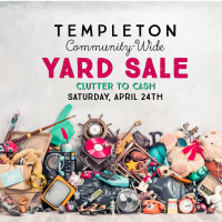 Templeton Community-Wide Yard Sale