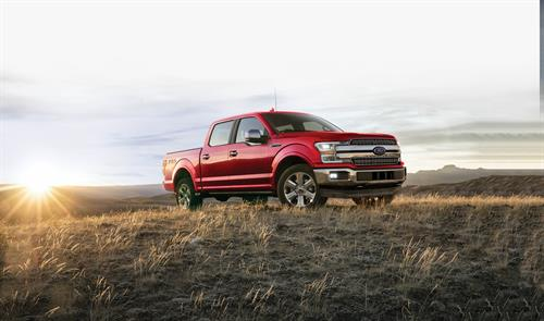 #1 selling Ford F-150