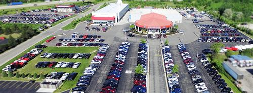 Our beautiful dealership