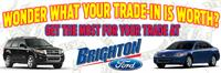 We offer the highest value for your trade-in!