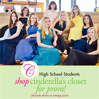 Cinderella's Closet Kicks Off Prom Season