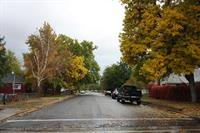 Beautiful fall day in Susanville