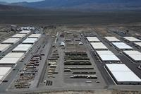 Warehouses at Sierra Army Depot