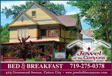 Jewel of the Canyons B&B