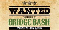 BRIDGE BASH Wild West ~ 2nd Annual Bridge Youth Center Fundraiser