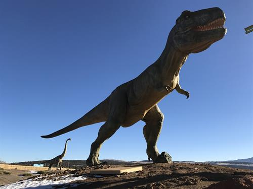 Rest in Peace Tyrannosaures Rex