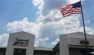 National Bank  of Manteno: A Division of National Bank of St Anne