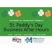 Business After Hours: St. Paddy's Day