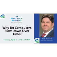 Why Do Computers Slow Down Over Time?