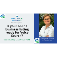 Is your online business listing ready for Voice Search?