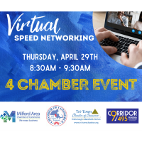 Four Chamber Networking Event