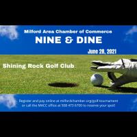 Nine and Dine Golf Tournament