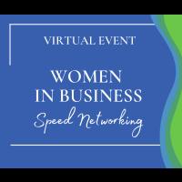 Women in Business Speed Networking