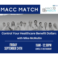 MACC Match Lunch