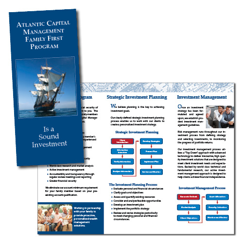 Atlantic Capital Management brochure, Holliston, MA