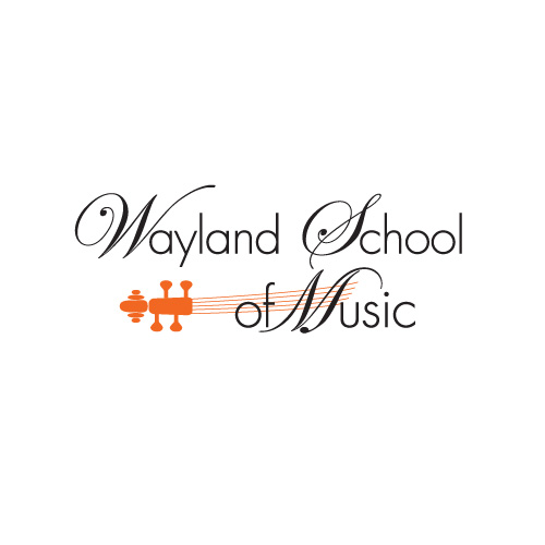 Logo for Wayland School of Music, Wayland, MA