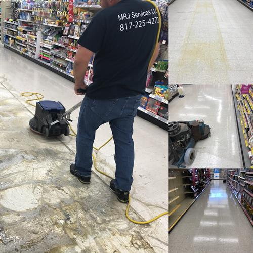 Floor Maintenance