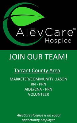 AlevCare Hospice - JOIN OUR GROWING TEAM! - Job Description