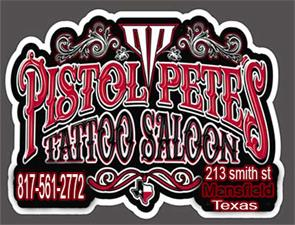Pistol Pete's Tattoo Saloon