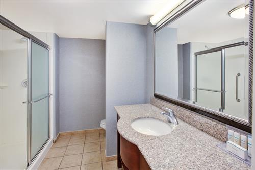 One of the Bathrooms in our King Guest Rooms