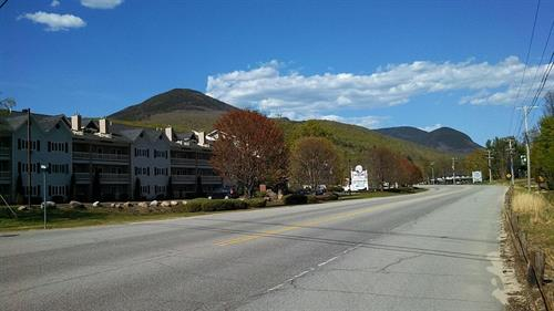 Nordic Inn, in the heart of the White Mountains.