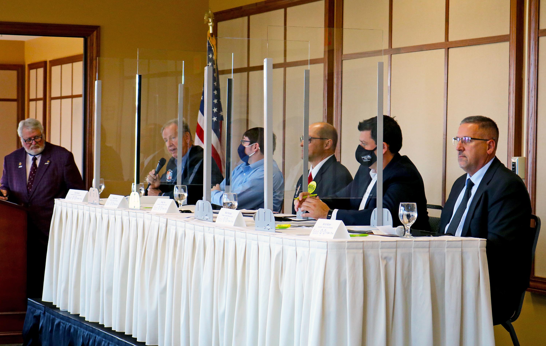 Council Candidates Spar Over Transparency