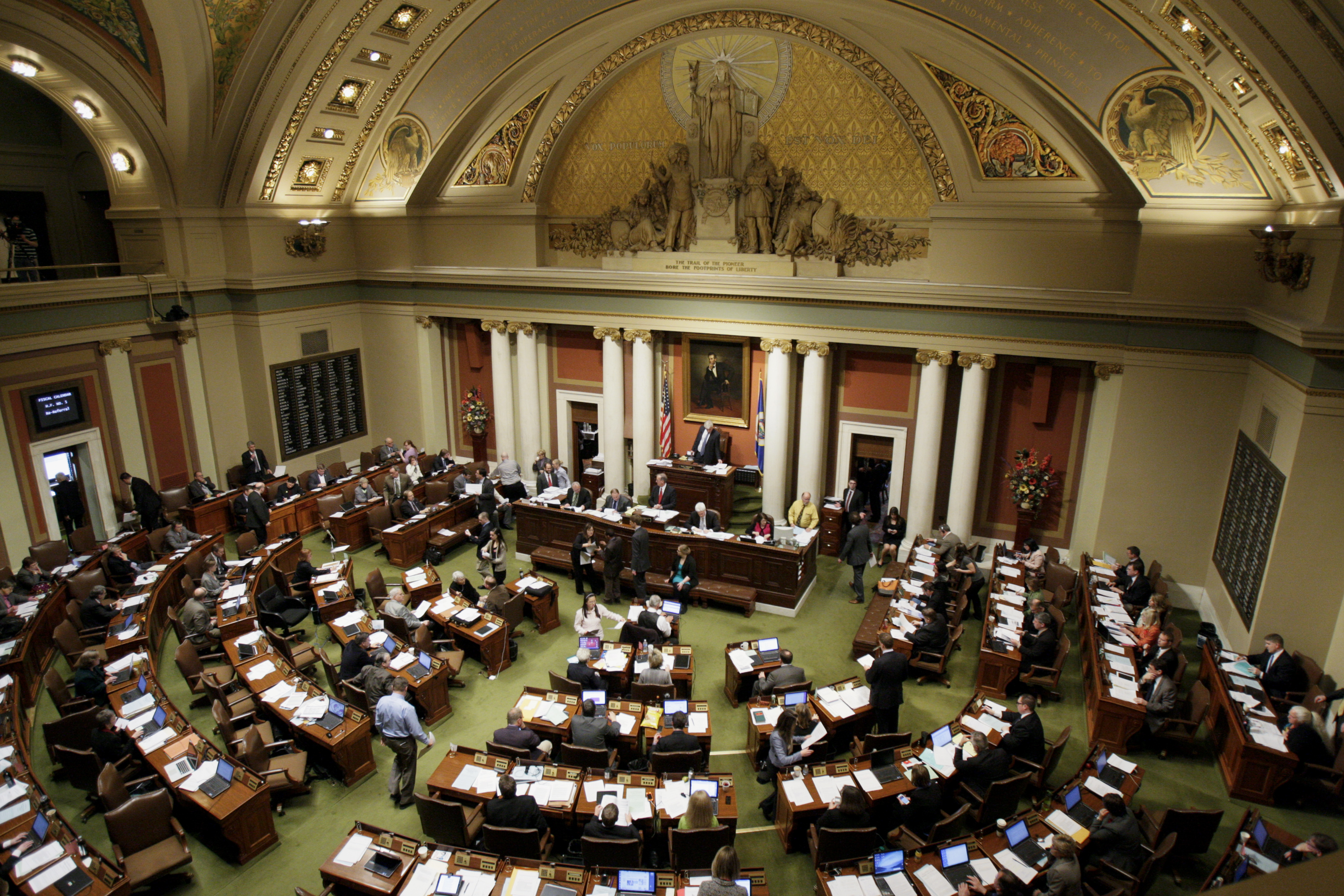 Much Needed Relief Bill to Business