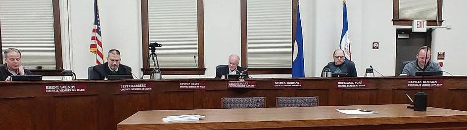 City Approves Budget, Modest Levy