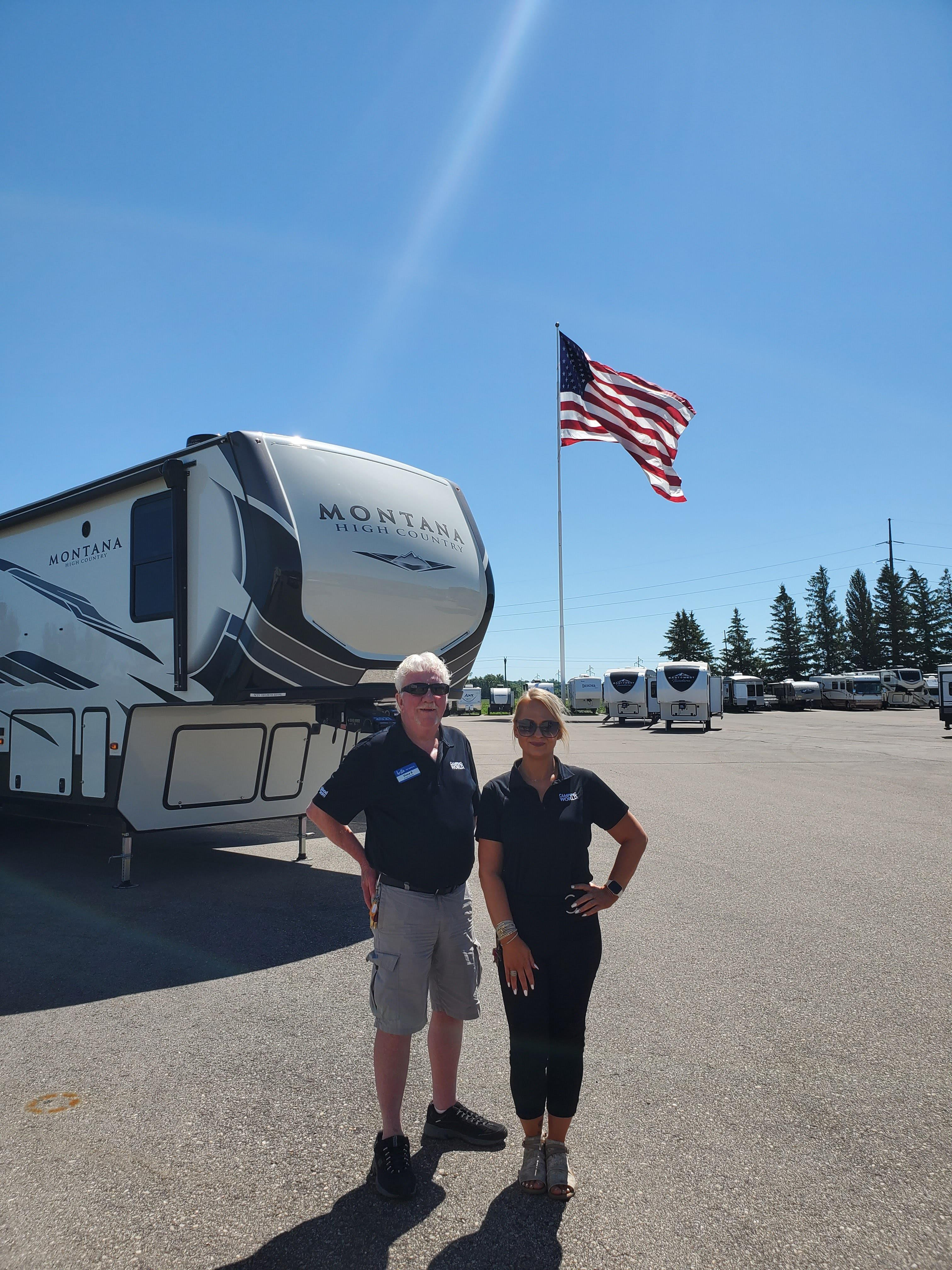 """Image for Camping World is your """"GO TO"""" for RV and RV gear needs!"""